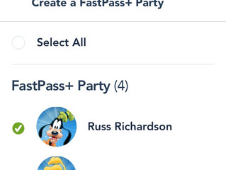 FastPass+ Enhancements Further Customize Disney Experience!