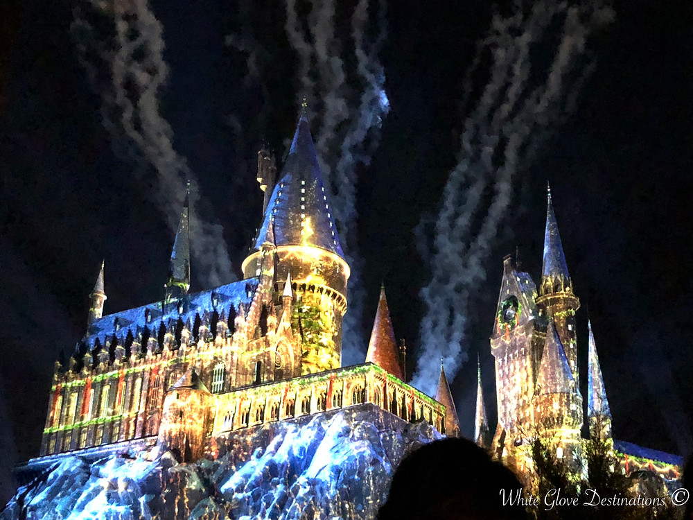 Christmas in The Wizarding World of Harry Potter™