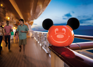 Celebrate Halloween on the High Seas with Disney Cruise Line