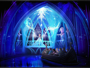 Epcot and Frozen News! Frozen Ever After Attraction & Royal Sommerhus To Open June 21 at Epcot!