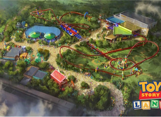 Toy Story Land coming to Disney's Hollywood Studios!