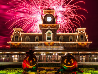 Mickey's Not-So-Scary Halloween Party 2016 Dates Announced!
