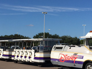 Why I love having a vehicle at Walt Disney World!