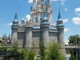 7 Great Tips for Traveling to Walt Disney World with Small Children