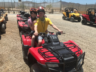 Adrenaline Pumping ATV Tour in Cabo San Lucas