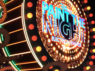 """Paint the Night"" Dining Packages at The Disneyland Resort"
