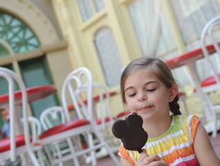 Disney World Rest Spots