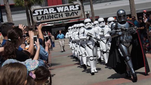 Star Wars at Hollywood Studios