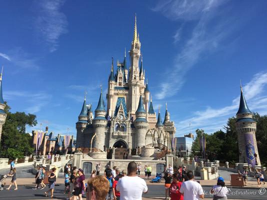 Let The Magic Begin Show at Magic Kingdom!