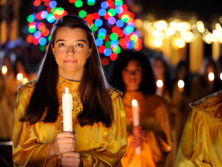 Candlelight Processional Returns to Epcot!