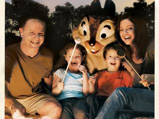 Campfires at Walt Disney World