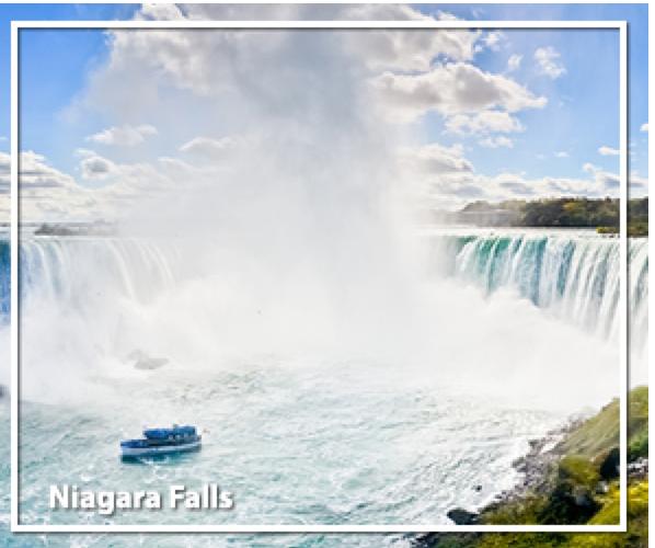 Niagara Falls Long Weekend Getaway