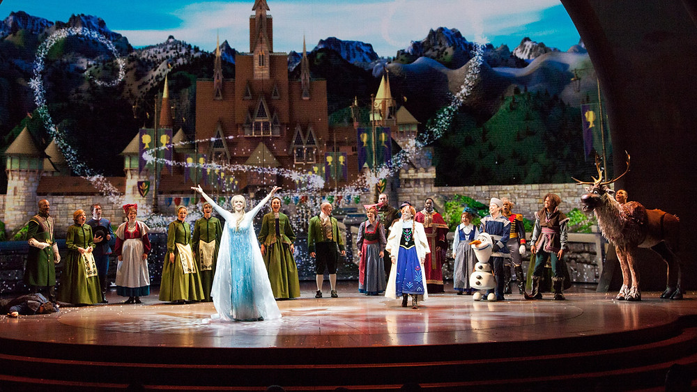 """Frozen – Live at the Hyperion"""