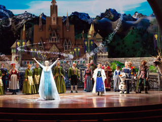 """Frozen – Live at the Hyperion"" Pre-Show Packages Now Available at Disney California Adventure Park!"
