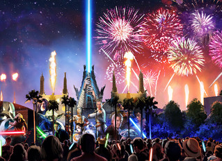Star Wars fireworks show is coming to Disney's Hollywood Studios!