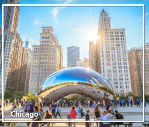 Chicago Ultimate Experience Long Weekend Getaway