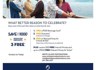 Save on Holland America Cruises!