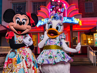 Minnie's Springtime Dine Coming to Hollywood Studios!