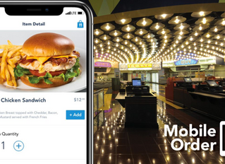 Mobile Ordering Now Available at Select Disney Resort Hotels