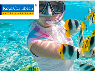 NEW Cruise Sale!  Enjoy Reduced Deposit, Stateroom Credits and More!