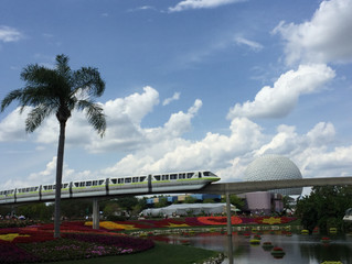 Epcot® International Flower & Garden Festival!