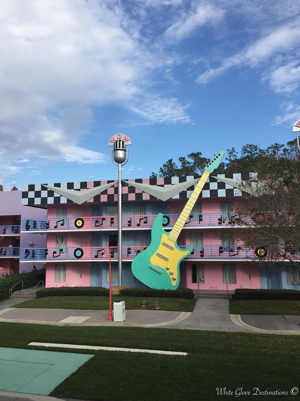 All-Star Music Resort at Walt Disney World