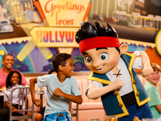 Disney Junior Pals at Disney's Hollywood Studios