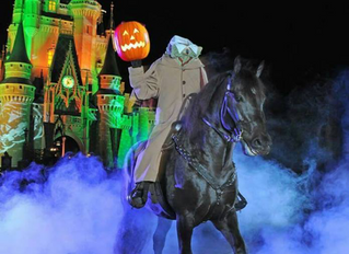 Mickey's Not-So-Scary Halloween Party!