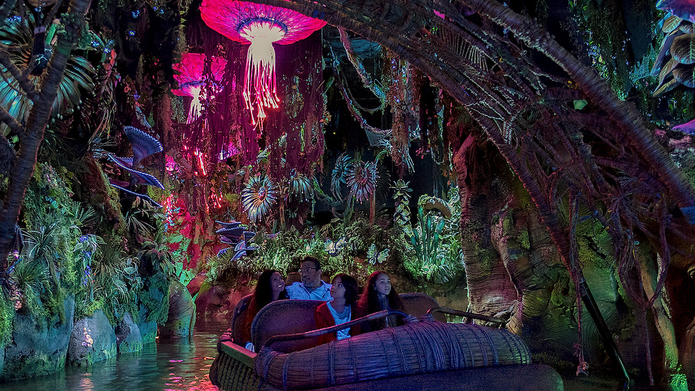 Pandora – The World of Avatar at Disney's Animal Kingdom®