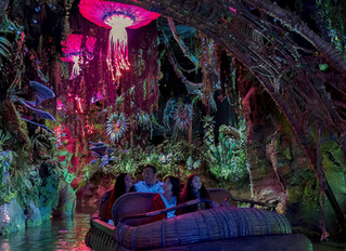 NEWS! Pandora – The World of Avatar at Disney's Animal Kingdom®