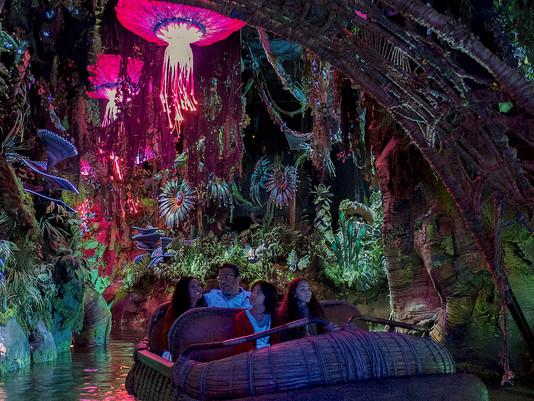 NEWS! Pandora – The World of Avatar at Disney's Animal Kingdom®
