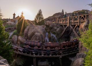 Early Morning Magic at Magic Kingdom!