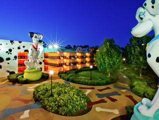 Playgrounds at Disney World Resorts