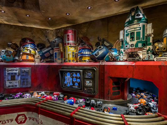 Reservations for Star Wars: Galaxy's Edge at Walt Disney World Hollywood Studios now available!