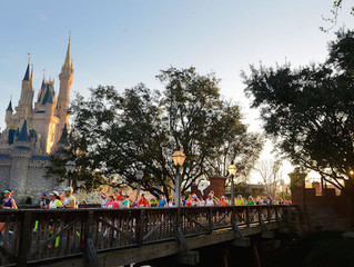 Booking Now Open for Walt Disney World Marathon Weekend!