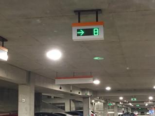 The New Disney Springs Parking Garage