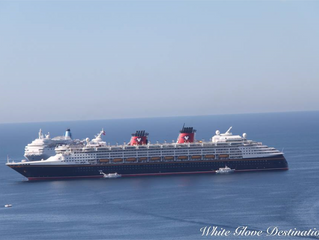 Disney Cruise Line Ports and Itineraries for early 2018!