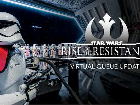 Virtual Queue UPDATE for Star Wars: Rise of the Resistance