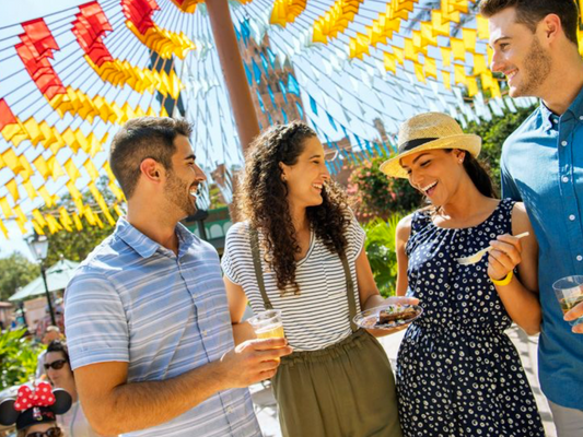 New Mid-Day Magic Ticket Offer Launches at Walt Disney World Resort!