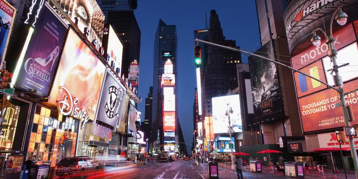 New York Adventures by Disney