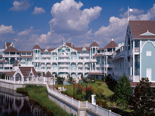 Afternoon Tea at Solarium Gardens at Disney's Beach Club Resort