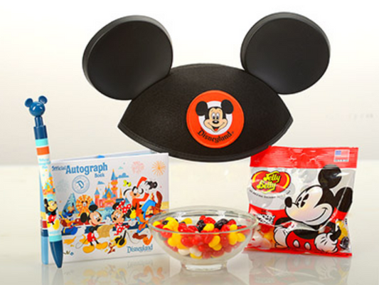 Disneyland GIVEAWAY! Enter to Win Mickey 'Ears to You' Welcome Gift!