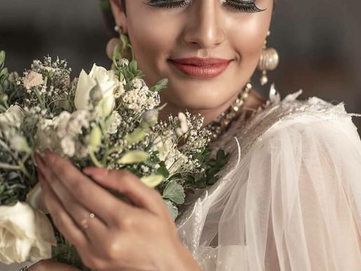 Graceful Kandyan Bride
