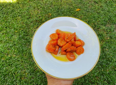The twist you deserve ; vichy carrots