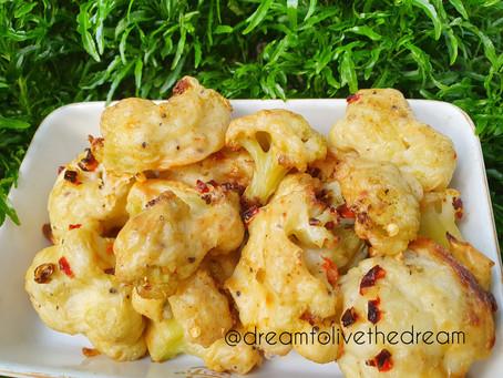 Cauliflower & Kochchi (Demon Chilli)  fusion