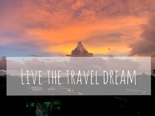 Live the travel dream!