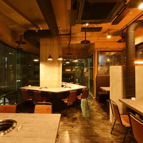 焼肉ホルモンAjito 焼肉店