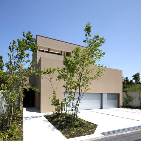昭和区の家