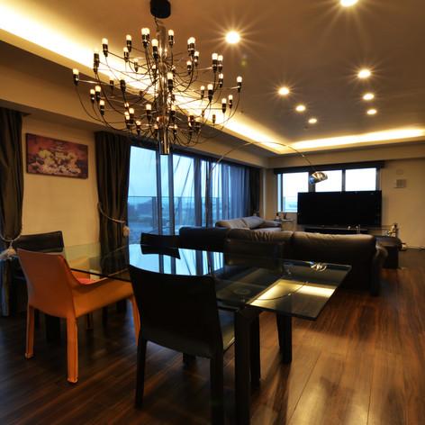 中川区の家 リノベーション
