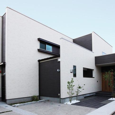 中川区の家